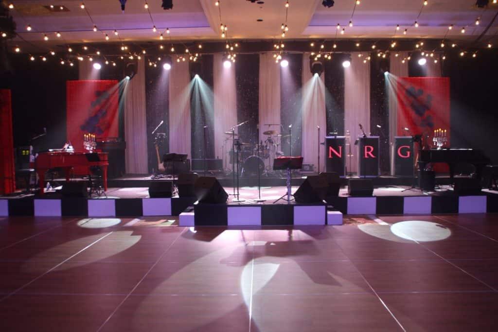 NRG Stage