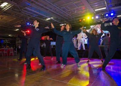 dancers livin